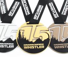 Ensemble de médailles en métal pour le prix élogieux à vendre