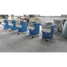 Máquina de corte hidráulica da marca C & J Qf28y-4X200 Máquina de corte de ângulo
