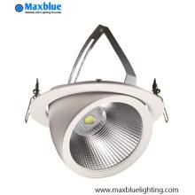 20W 30W 40W 50W drehbare CREE LED Trunk Down Light