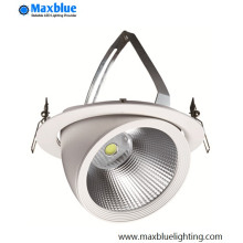 20W 30W 40W 50W Rotatable CREE LED Trunk Down Light
