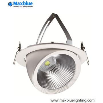 20W 30W 40W 50W Rotativo CREE LED Trunk abajo de la luz