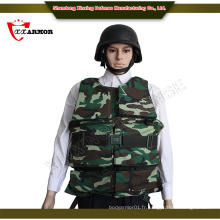 Protection NIJ II-IIIA Veste anti-balles, veste militaire balistique à vendre