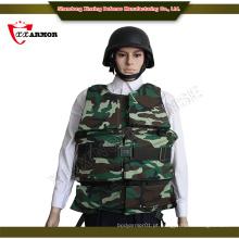 Proteção NIJ II-IIIA colete à prova de balas, jaqueta militar balística à venda