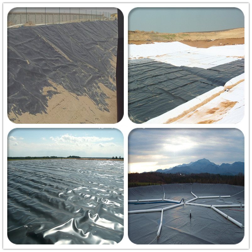 Water Pond Liner HDPE