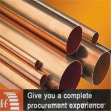 Tubos de cobre C10200 para aplicaciones industriales