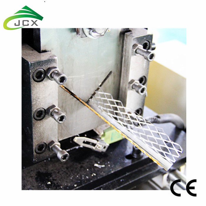 Expanded Slotted Angle Making Machine