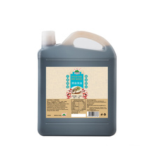 5LBS frasco plástico molho de soja peixe cozido no vapor