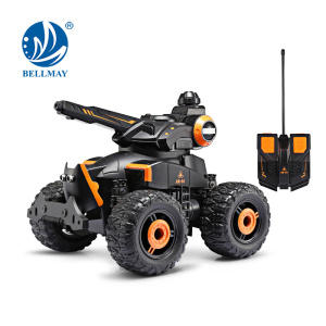 Wholesale 360 degree Rotation Design RC Car with Cool LED Light