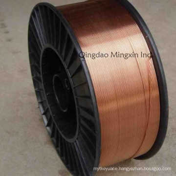 MIG Welding Wire in Copper Coated Aws Er70s-6 MIG Wire