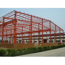 China Light Weight and Low Price Industrial Steel Building