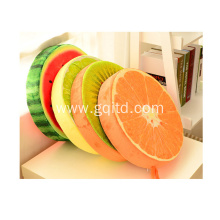 Creative Round Fruit Cushion Pillow