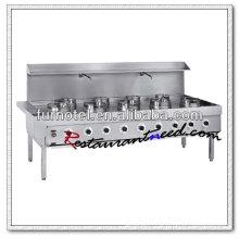 K384 Cuisine Equipmet Europe Style Wok Range