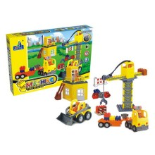 Chinese Professional for Funny Blocks Building Block Game Toy export to United States Exporter