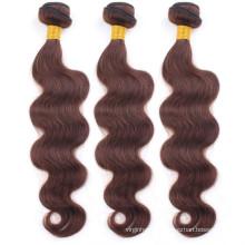 Завод Продажа дешевые 5А объемная волна Виргинские бразильского донорских волос