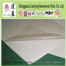 Polyester Underlay Tapis Tapis antidérapant