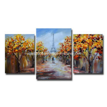 Wholesale Handmade Modern Canvas Wall Art Oil Painting