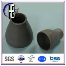 Reductor concéntrico del acero de carbono de la soldadura a tope A234 / A105 con gran descuento