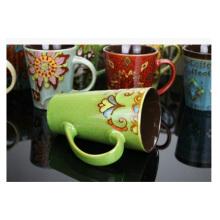 Taza de cerámica promocional de 14 onzas
