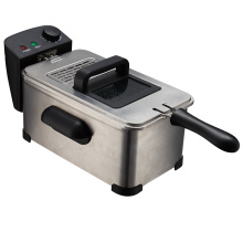 Electric Deep Fryer 2000W Stainless Steel with Basket