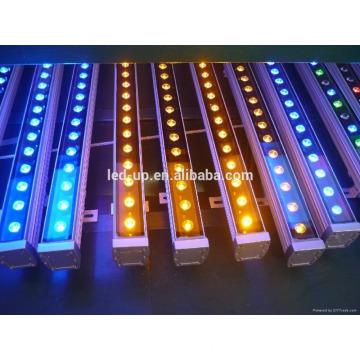 DMX512 RGB LED Liner Luz