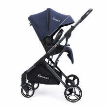 Novos produtos para bebês carrinho de bebê com design compacto dobrável