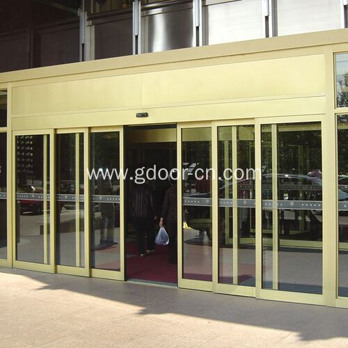 Gdoor Automatic Telescopic Sliding Door