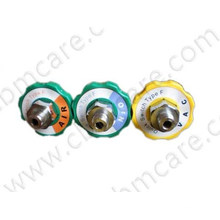 Medical Afnor Air, N2o, Vacuum Adaptors