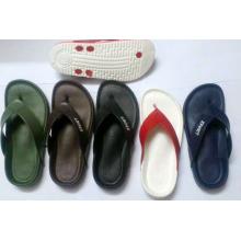 Moda homens EVA sandália EVA flip flops chinelo (xc-1308)