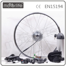 Approvisionnement d'usine / OEM 36V250W facile installer e kit de conversion de vélo