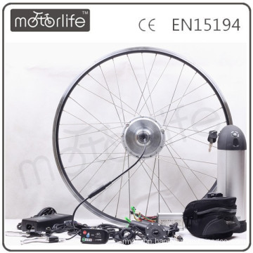 MOTORLIFE/OEM CE 36v 250w hot electric bicycle conversion kit with speed sensor