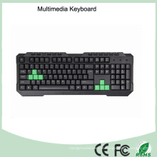 Grade eine hohe Qualität Low Price Wired Gaming Computer Keyboard (KB-1688M-G)