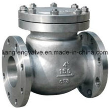 Swing Check Valve Flangde End ANSI/Asme