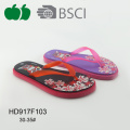Children Summer Comfortable Eva Print Beach Flip Flops