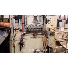Hoja de bobina de acero SPCC Cr Coil
