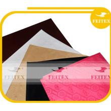 Trade Assurance Feitex Wholesale African Bazin Riche tela de algodón para el vestido de fiesta