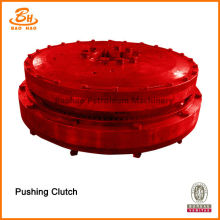 Drilling Rig Parts TPQ318 Pushing Disc Clutch