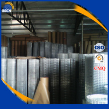 zinc coated welded wire mesh