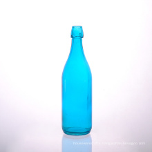 FDA Safe Blue Juice Bottle