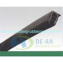 Nbr Custom Extruded Rubber Seals Strip For Door And Window