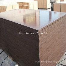 Folien-Sperrholz verwendet in Bau-Schalung aus China