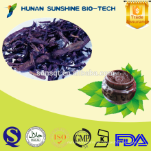 Kräuterpflanzenextrakt Gromwell Wurzel PE 30% Shikonin