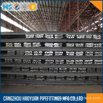 Top for Train Steel Rail Railway material TR45 steel rail export to Mali Suppliers