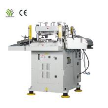 High precision electric conductive tape die cutting machine