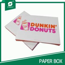 Haltbare kundengebundene Großhandelsdougnut-Verpackungs-Kasten