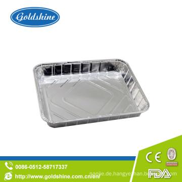 Aluminiumgrill-Folien-Behälter