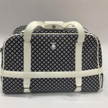 Кожаная сумка большой емкости для путешествий и отдыха