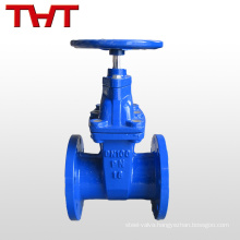resilient seated valve /galvanized gate valve pn16