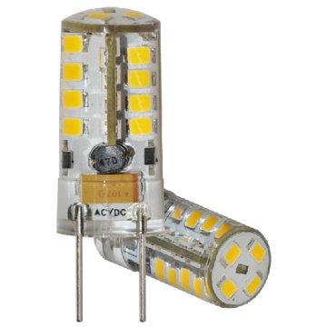 G4 2835 36LED White Silicon LED Indicate Auto Bulb