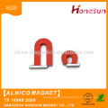 Manufacturers custom Horse Shape sintered Alnico Education Magnet
