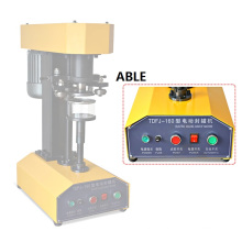 can sealer machine/glass jar sealing machine/vacuum metal can-lid closing machine